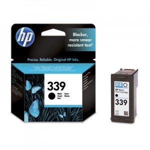 339 cartucho tinta hp negra