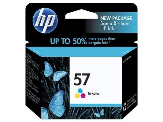 57 cartuchos tinta HP