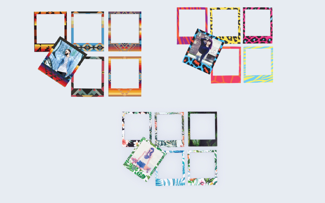 Marcs de fotos Polaroid