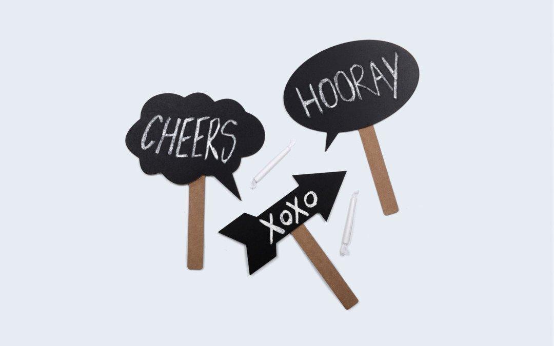 Chalky-talkies