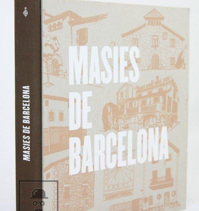 Llibre 'Masies de Barcelona'