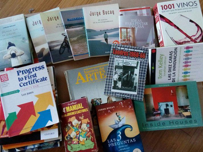 Col·lecció de llibres
