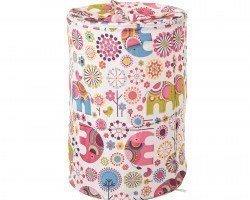 cesto-ropa-rosa-98537
