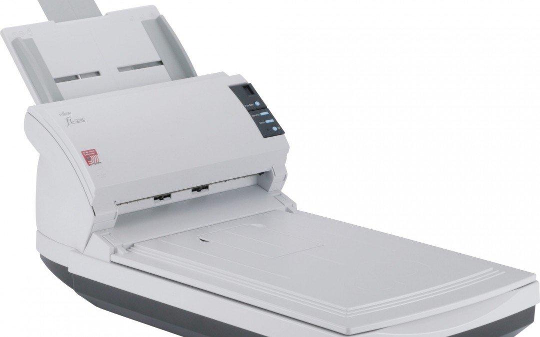 Escanner fujitsu f5220c