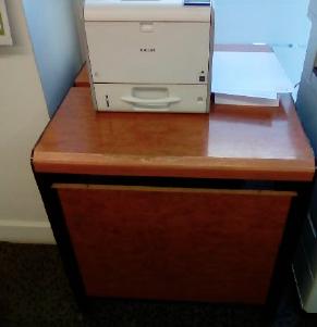 Taula per a impressora