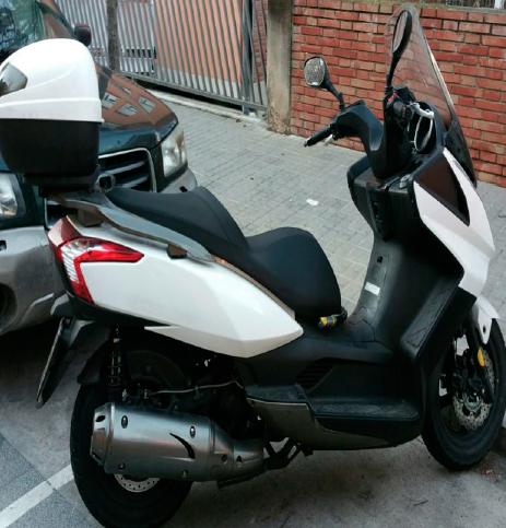 Moto Kimko 125 cc