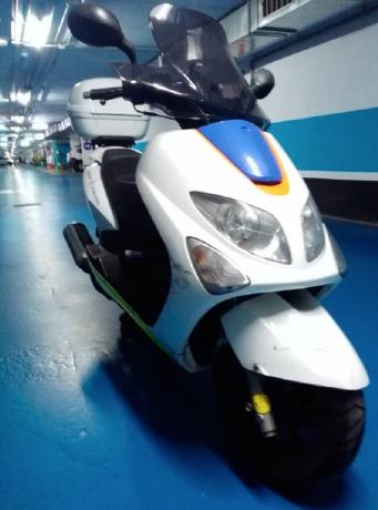 Moto Yamaha Majesty 125cc