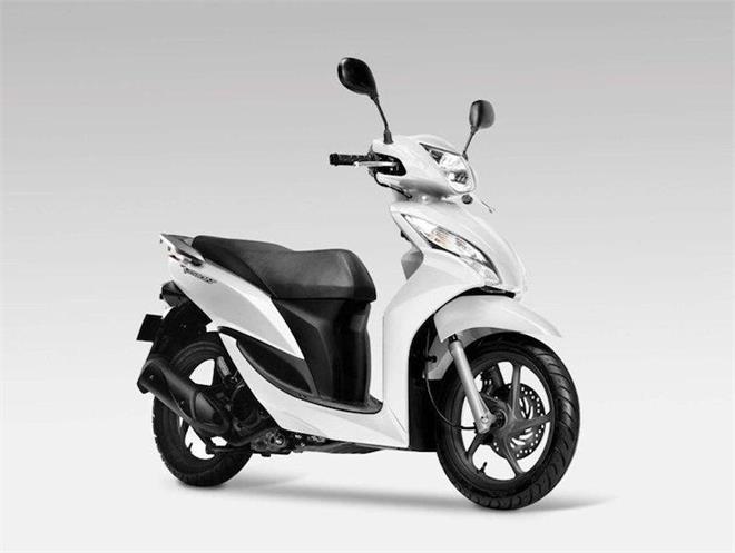 Moto Honda Vision 110 cc