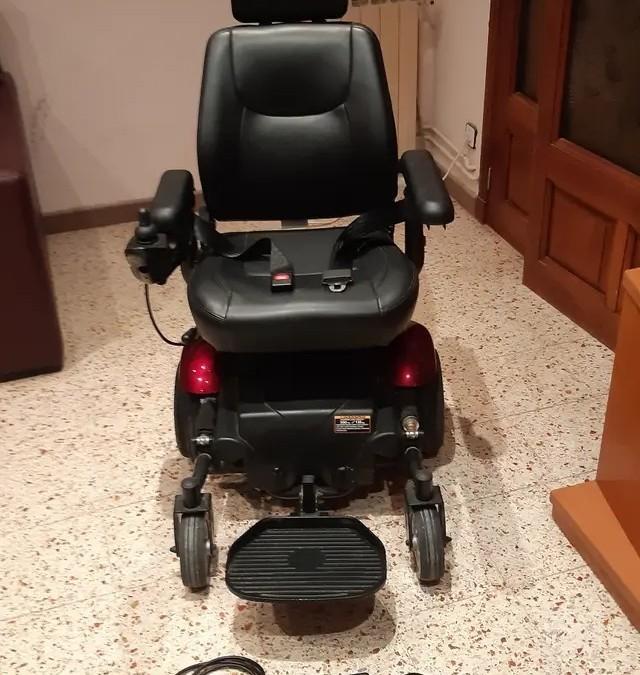 Cadires de rodes elèctriques