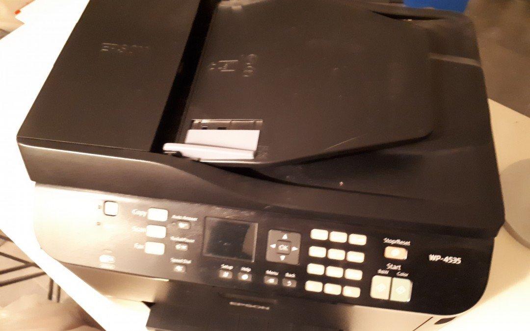 Impressora Epson en bon estat